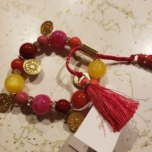 Kate Spade Pretty Poms Bracelet